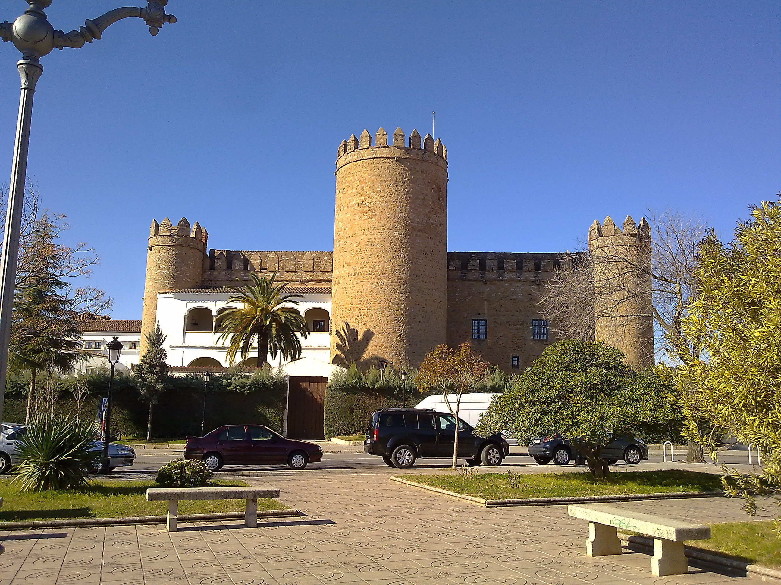 Parador de zafra 06 zafra pinterest for Sites hotel